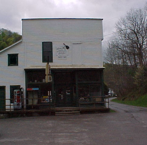 Webb General Store Van Lear Kentucky