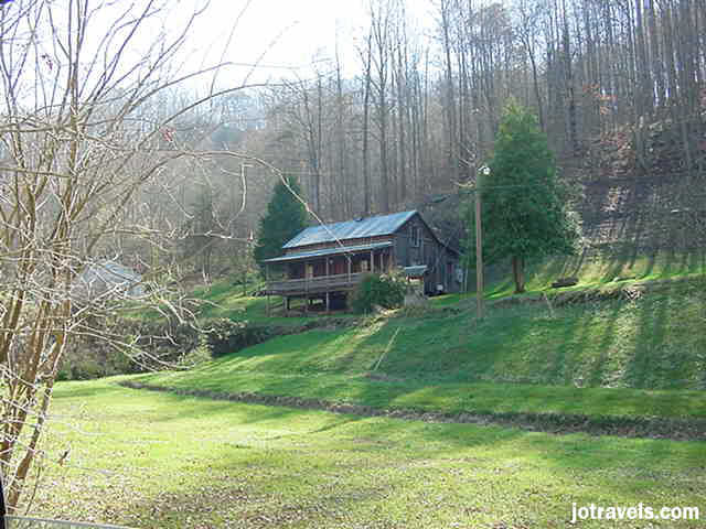 Loretta Lynn Butcher Hollow House in Kentucky