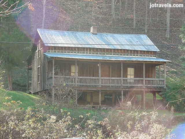 Loretta Lynn Butcher Hollow House in Kentucky