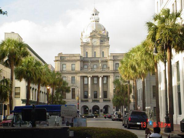 City Hall Savannah Georgia