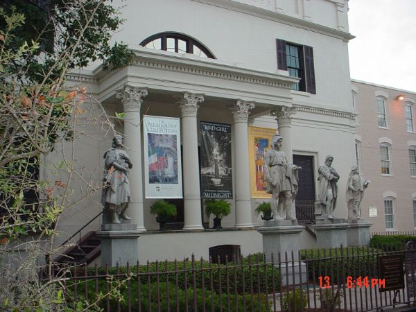 Telfair Museum of Art Savannah Georgia