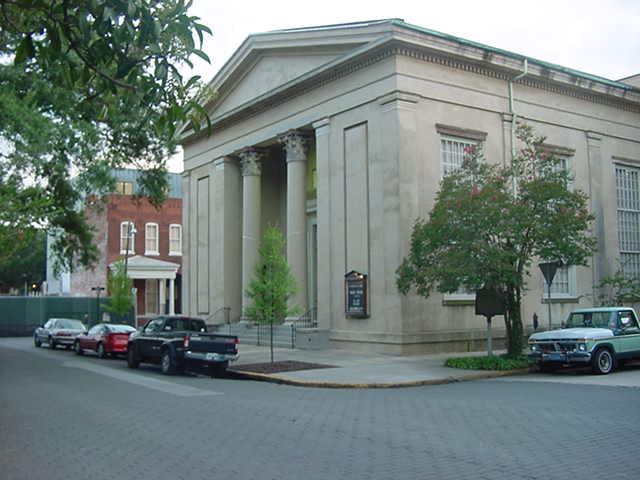 Trinity United Methodist Church Savannah Georgia